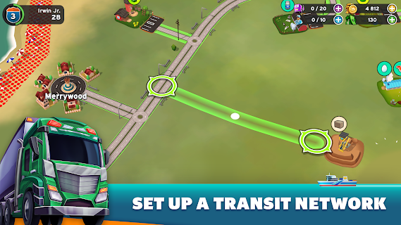 Screenshot 4: Transit King Tycoon