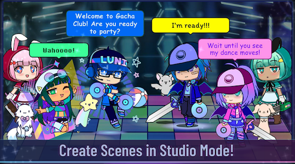 Screenshot 4: Gacha Club