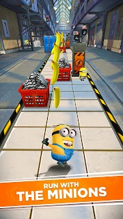 Screenshot 1: Minion Rush