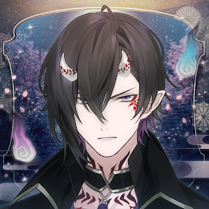 Icon: The Lost Fate of the Oni: Otome Romance Game