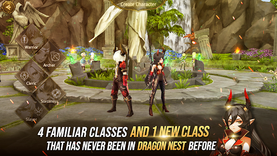 Screenshot 2: World of Dragon Nest (WoD)