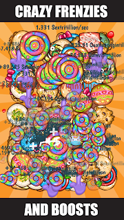 Screenshot 4: Cookies Inc. - Clicker Idle Game