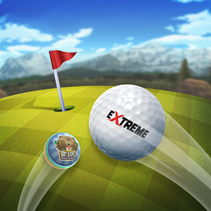 Icon: Extreme Golf - 4 Player Battle