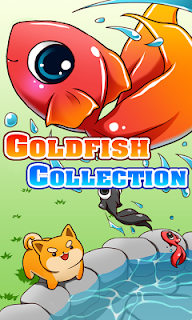 Screenshot 1: Goldfish Collection
