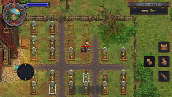 Screenshot 2: Graveyard Keeper