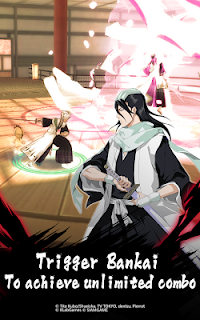 Screenshot 4: BLEACH Mobile 3D | 동남아버전