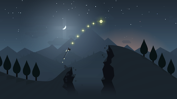 Screenshot 3: Alto's Adventure