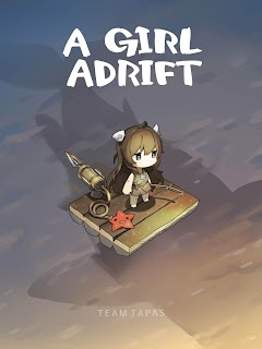 Screenshot 1: A Girl Adrift