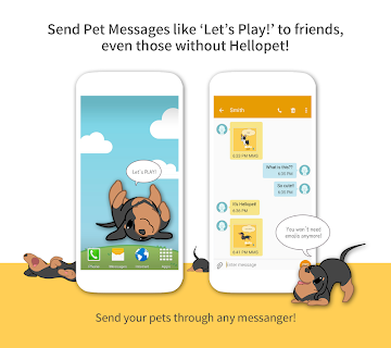 Screenshot 3: Hellopet - Cute cats, dogs and other unique pets