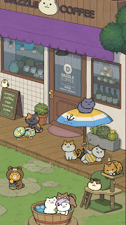 Screenshot 3: Gatos fantásticos