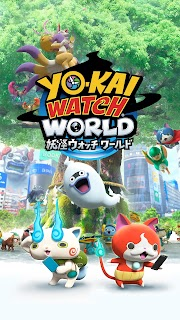 Screenshot 1: Yokai Watch World