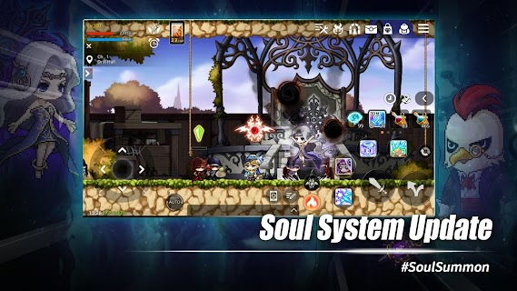 Screenshot 3: MapleStory M | Global