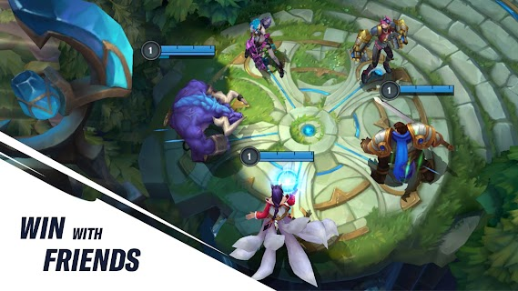 Screenshot 2: League of Legends: Wild Rift | Global