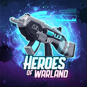 Icon: Heroes of Warland - Online 3v3 PvP Action