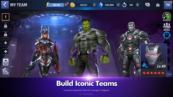 Screenshot 4: MARVEL Future Fight | Global