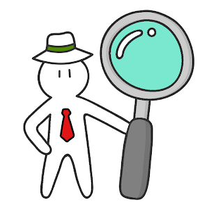 Icon: Mystery Quiz-Suddenly Detective!