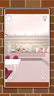 Screenshot 2: Sweets Cafe -Escape Game-
