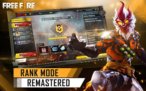 Screenshot 4: Garena Free Fire