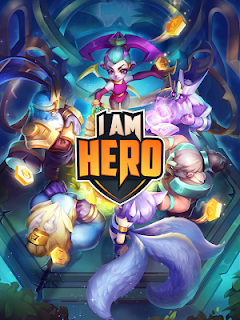 Screenshot 1: I Am Hero: AFK Tactical Teamfight