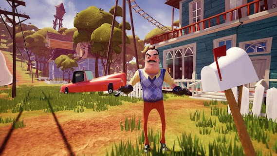 Screenshot 3: Hello Neighbor