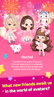 Screenshot 1: LINE PLAY - Our Avatar World