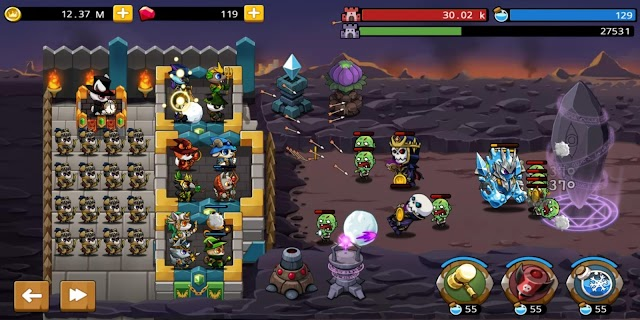 Screenshot 4: Castle Defense King