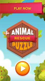 Screenshot 1: Animal Rescue Puzzle