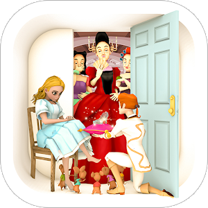 Icon: Escape Game: Cinderella