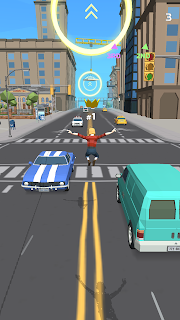 Screenshot 3: Swing Rider