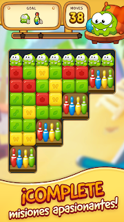 Screenshot 3: Cut the Rope: BLAST