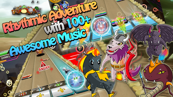 Screenshot 4: Song of Hero : Music RPG