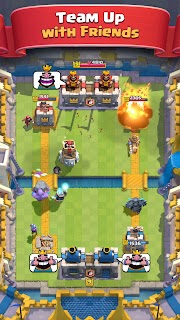 Screenshot 1: Clash Royale | Global