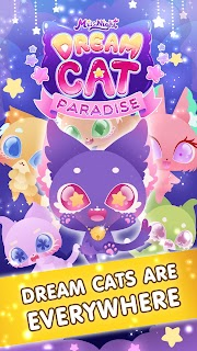 Screenshot 1: Dream Cat Paradise