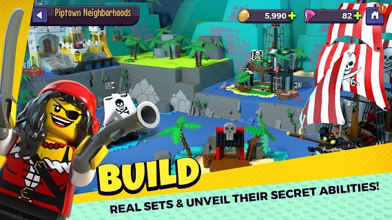 Screenshot 3: LEGO® Legacy: Heroes Unboxed