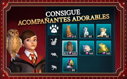 Screenshot 2: Harry Potter: Hogwarts Mystery