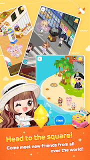 Screenshot 4: LINE PLAY - Our Avatar World