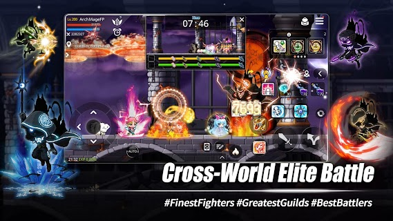 Screenshot 2: MapleStory M | Global