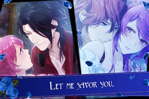 Screenshot 4: Blood in Roses - otome game/dating sim #shall we