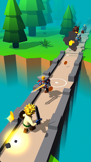 Screenshot 4: Beat Knight
