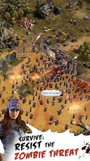 Screenshot 1: Game of Survival