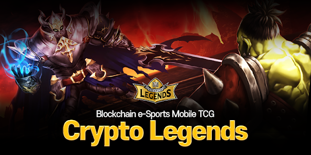 Screenshot 1: CryptoLegends