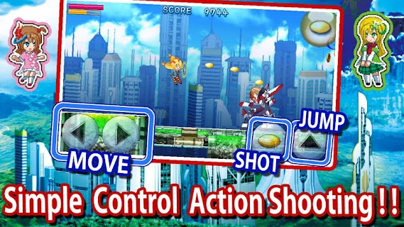 Screenshot 2: Unity-chan's Action Shooting