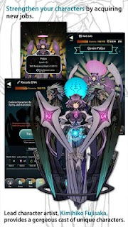 Screenshot 4: Terra Battle