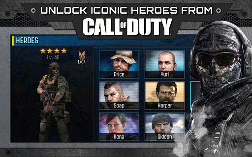 Screenshot 2: Call of Duty®: Heroes