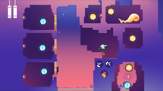 Screenshot 4: Tengu:Hiding The Moon