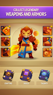 Screenshot 3: Nonstop Knight 2 - Action RPG | Global