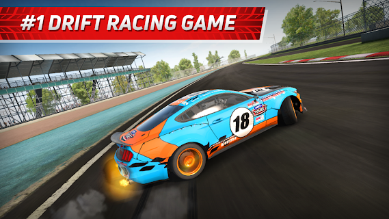 Screenshot 1: CarX Drift Racing