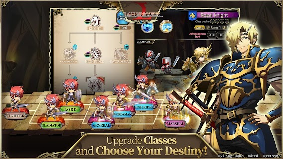 Screenshot 4: Langrisser Mobile | Inglés