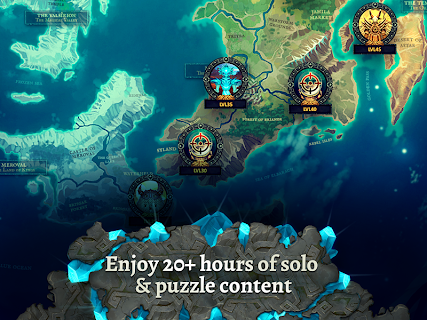 Screenshot 4: Faeria