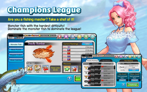 Screenshot 4: Fishing Superstars : Season5